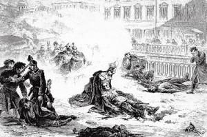 アレクサンドル2世暗殺