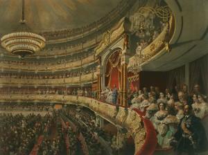 ボリショイ劇場、1856