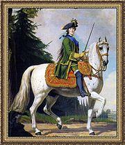 180px-Catherine_II_of_Russia_by_Vigilius_Eriksen_-_Конный_портрет_Екатерины_Великой__-_1762
