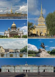 サンクト・ペテルブルク
