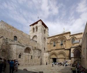 エルサレム、聖墳墓教会