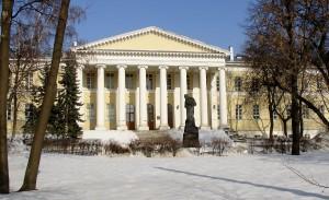 ドストエフスキーの家、モスクワ