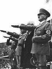 ヒトラー、オリンピック